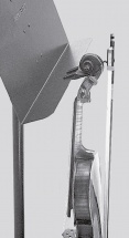 Manhasset 1300 - Support pour violon et archet