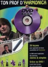 Roux Julien/dupeu Christophe - Ton Prof Harmonica + Dvd