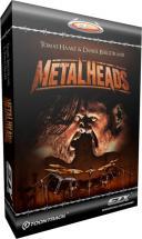 Toontrack Metal Heads Pour Ez Drummer