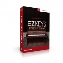 Toontrack Ezkeys Upright Piano - Piano Droit