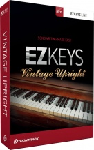 Toontrack Vintage Upright Ezkeys