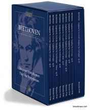 Beethoven L. (van) - The Nine Symphonies - Coffret De 9 Conducteurs De Poche