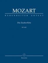 Mozart W.a. - La Flute Enchantee Kv 620 - Score