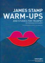 Stamp James - Warm-ups + Studies - Trompette