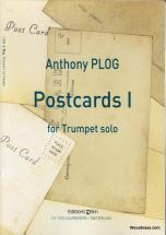 Plog A. - Postcards I - Trompette Solo