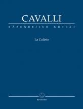 Cavalli Francesco - La Calisto - Conducteur
