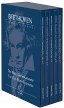 Beethoven L.v. - The Five Piano Concertos - Score