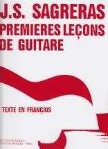 Sagreras J.s. - Premières Leçons De Guitare