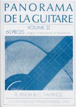 Andia/fayance - Panorama De La Guitare Vol.2