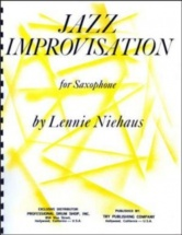 Niehaus Lennie - Jazz Improvisation For Saxophone