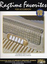 Ragtime Favorites Accordion + Cd