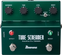 Ibanez Ts808dx Overdrive Pro Avec Boost