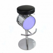 Tweakdrum Drumbarstool Tabouret De Bar 62cm A 83cm