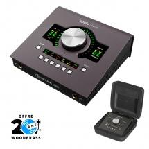 Universal Audio Apollo Twin Duo Mkii + Etui Udg Offert