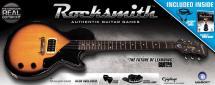Ubisoft Rocksmith Bundle Ps3 + Guitare