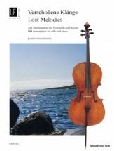 Stutschewsky J. - Forgotten Melodies - Violoncelle Et Piano