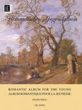 Album Romantique Pour La Jeunesse - Piano Solo