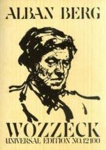 Berg A. - Wozzek - Partition D