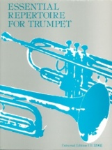 Essential Repertoire For Trumpet