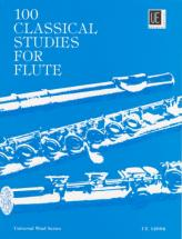Vester Frans - 100 Classical Studies - Flute