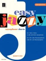 Rae J. - Easy Jazz Duets - Saxophone