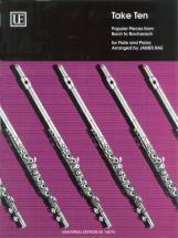 Rae James - Take Ten - Flute & Piano