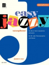 Rae J. - Easy Jazz Saxophone