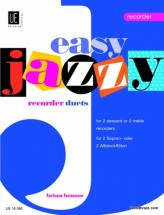 Bonsor Easy Jazzy Recorder Duets, For 2 Descant Or 2 Treble Recorders
