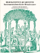 Instrumentalmusik Der Renaissance - 4 Flutes A Bec