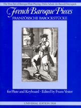 Diverse - French Baroque Pieces  - Flute And Basso Continuo