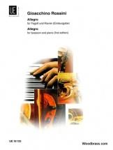 Rossini G.a. - Allegro - Basson Et Piano