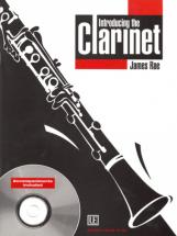 Rae James - Introducing The Clarinet + Cd