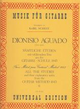 Aguado Complete Studies Vol.2