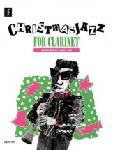 Rae James - Christmas Jazz Clarinet - Clarinette Et Piano