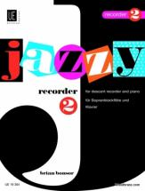 Bonsor Brian - Jazzy Recorder 2 - Recorder And Piano