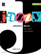 Rae James - Jazzy Duets - 2 Clarinettes