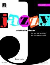 Rae J. - Jazzy Recorder Duets - 2 Flutes A Bec Alto