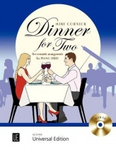 Cornick Mike - Dinner For Two - Five Romantic Arrangements For 2 Pianos