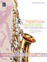 Rae James - Repertoire Explorer ? Alto Saxophone