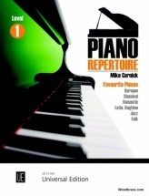 Cornick M. - Piano Repertoire Level 1