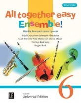 All Together Easy Ensemble Vol.6