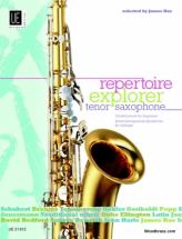 Rae James - Repertoire Explorer - Tenor Saxophone