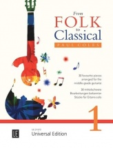 Paul Coles - From Folk To Classical Vol.1 - Guitare