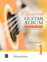 Coles Paul - Classical Guitar Album Vol.1