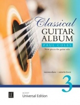 Coles Paul - Classical Guitar Album Vol.3