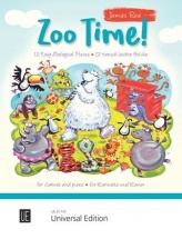 Rae Jame - Zoo Time! - Clarinette and Piano