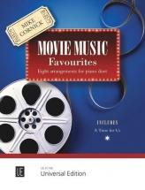Cornick Mike - Movie Music Favourites - Piano 4 Mains