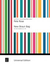 Rose P. - New Braun Rag - 3 Flutes A Bec