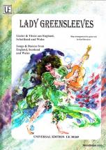 Lady Greensleeves - Songs And Dances From England, Scotland And Wales - Guitare
