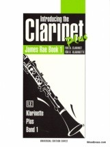 Rae James - Introducing The Clarinet Plus  Band 1